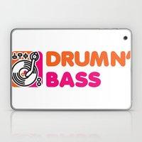 Drumn' Bass  Laptop & iPad Skin