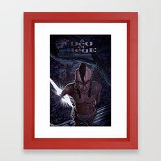 A Deo et Rege Poster 2 Framed Art Print