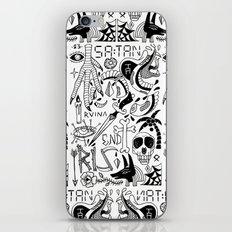 Tattoo 2 iPhone & iPod Skin