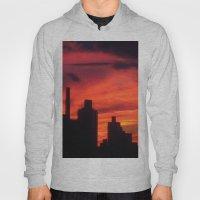 City Sunset Hoody