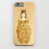 iPhone & iPod Case featuring Little thief by Irena Sophia