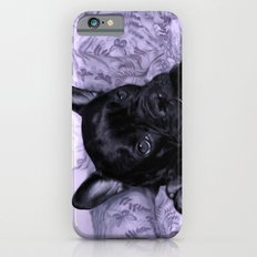 Purple Frenchie Slim Case iPhone 6s