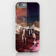 iPhone & iPod Case featuring Abstract Architecture by Lo Coco Agostino
