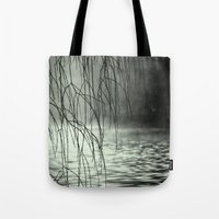 Early Morning Fog Tote Bag