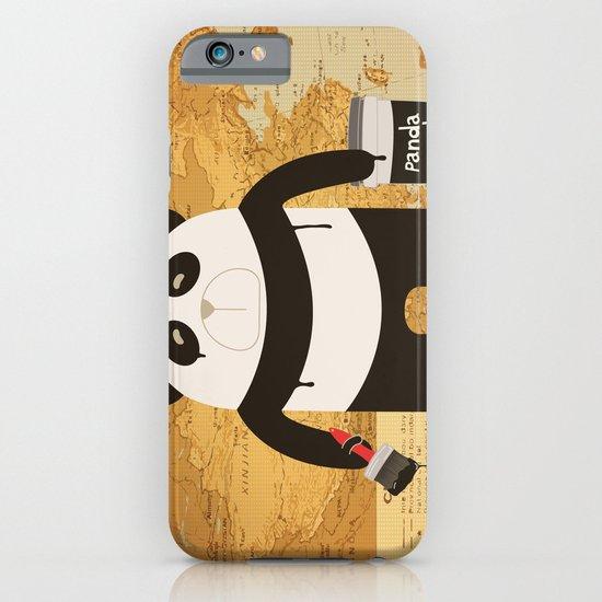 Panda iPhone & iPod Case