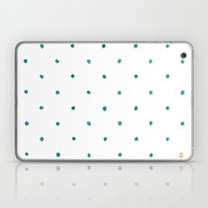 Dots Ahoy Laptop & iPad Skin