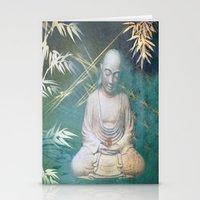 Buddha's Awakening From … Stationery Cards