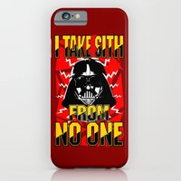 Don't Take No Sith!  |  Darth Vader iPhone 6 Slim Case