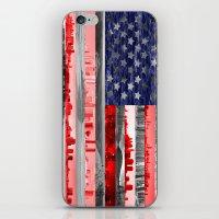 My America iPhone & iPod Skin