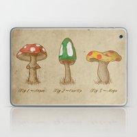 Mario Mycology Laptop & iPad Skin