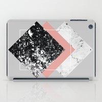 Geometric Textures 1 iPad Case