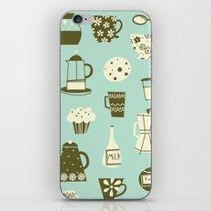 Cafe Au Lait iPhone & iPod Skin