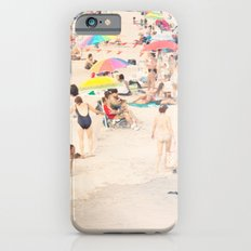 Beach Crowd iPhone 6 Slim Case
