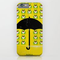 iPhone & iPod Case featuring Magnolia... by afrancesado