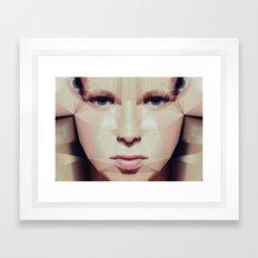Facet_EF2 Framed Art Print