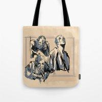 Floki Sketches 2 Tote Bag
