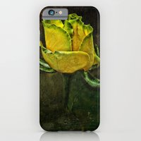 iPhone & iPod Case featuring Rose Of Yellow by J Coe Photography