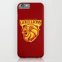 Casterly Rock Gold Lions iPhone 6 Slim Case