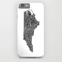 Typographic North Carolina iPhone 6 Slim Case
