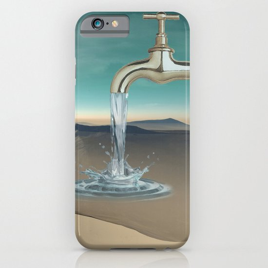 filling the void iPhone & iPod Case