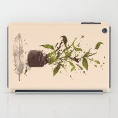A Writer's Ink iPad Case
