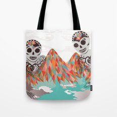 Spectres Tote Bag
