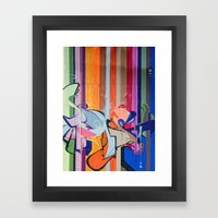 Wall-Art-009 Framed Art Print
