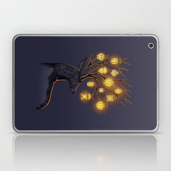 Dream Guide Laptop & iPad Skin
