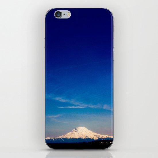 Mt. Rainier . ii iPhone & iPod Skin