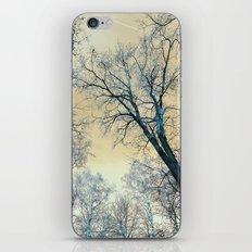Trees Nature Infrared La… iPhone & iPod Skin