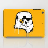 Stencil Trooper - Star Wars iPad Case