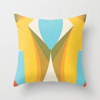 Lately Throw Pillow