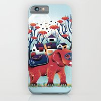 iPhone & iPod Case featuring A Colorful Ride by dan elijah g. fajardo