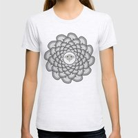 Sheep Ear Art - 2 Womens Fitted Tee Ash Grey SMALL