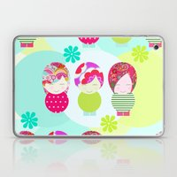 Dolls Pattern Laptop & iPad Skin