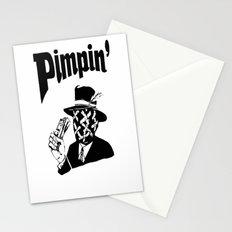 Big Pimpin' Stationery Cards