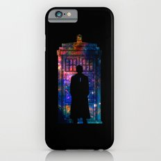 Space Tardis 10th Doctor Slim Case iPhone 6s