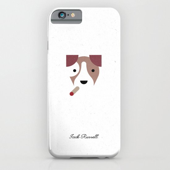 Pedigree: Jack Russell iPhone & iPod Case