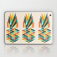 Groovy Pineapple Laptop & iPad Skin