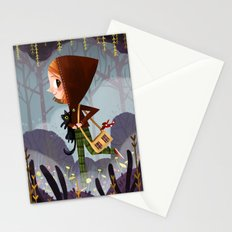 Walk In The Woods Stationery Cards