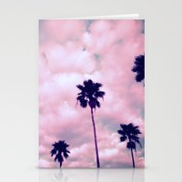 More Palms II Stationery Cards