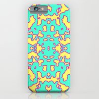 Electric Pattern iPhone 6 Slim Case