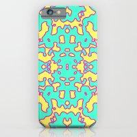Electric Pattern iPhone 6 Slim Case