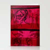 Pink Ladies Stationery Cards