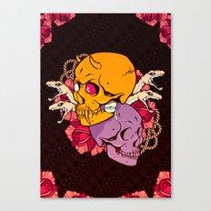 Beholder Canvas Print