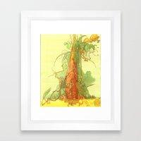 Treezz Framed Art Print
