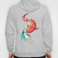 Red Whale Hoody