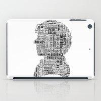 Sherlock BBC Benedict Cu… iPad Case