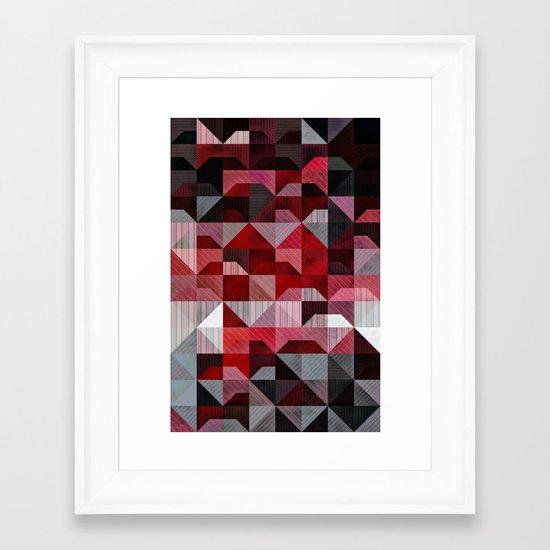 pyttyrnn Framed Art Print