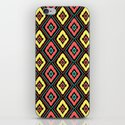 Zig Zag Ikat iPhone & iPod Skin